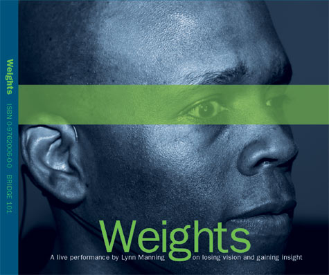 WEIGHTS CD Cover. Click on image for larger photo and description.